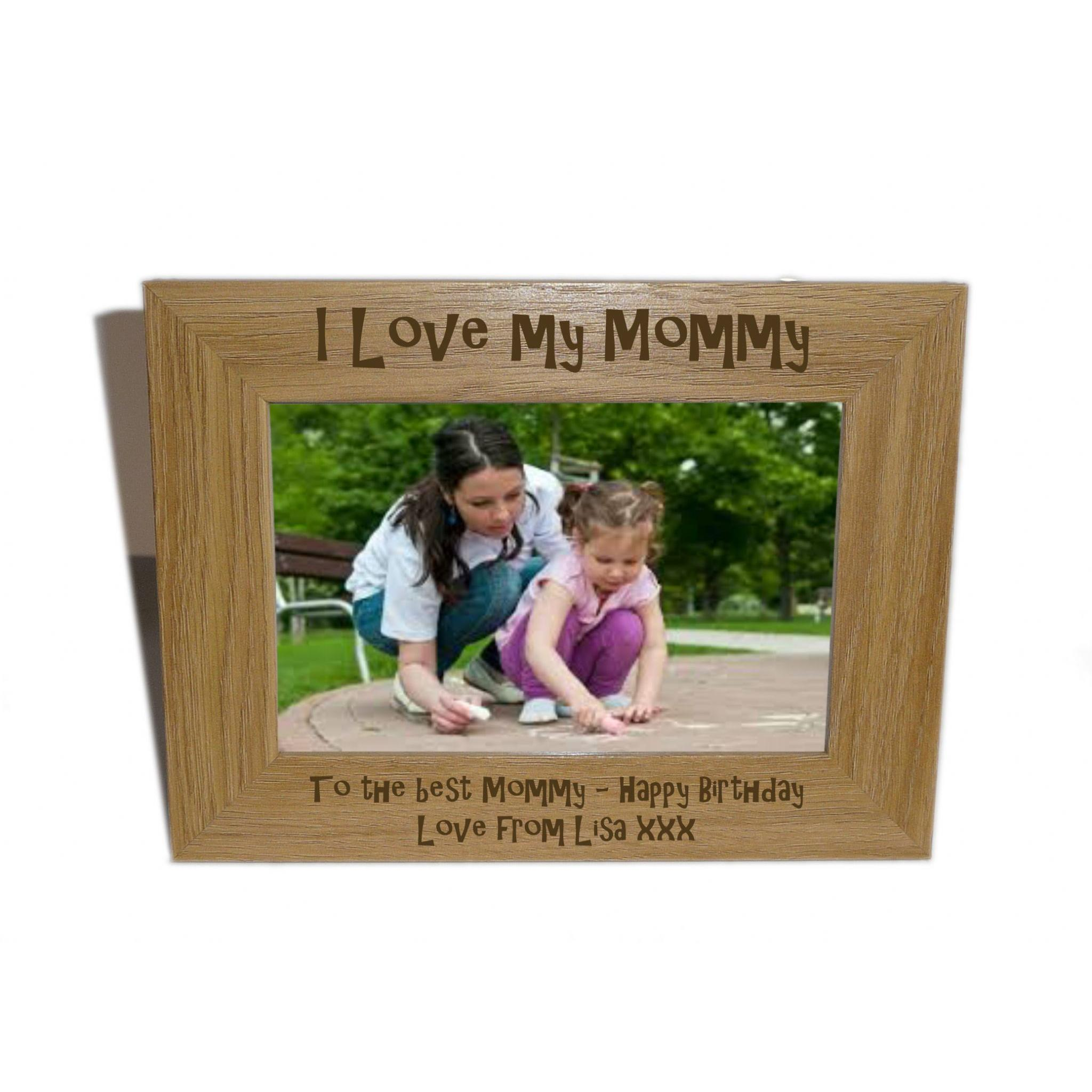 Personalised Frames 6x4 4x6