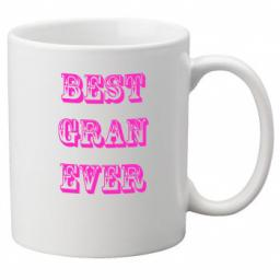 Best Gran Ever 11oz Mug