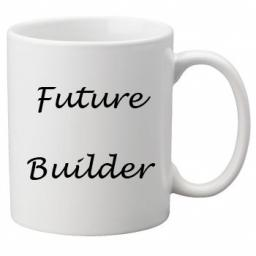 Future Builder 11oz Mug