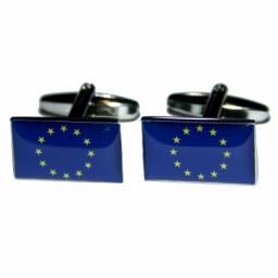EU Flag Cufflinks (BOCF38)