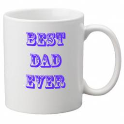 Best Dad Ever 11oz Mug(Design2)