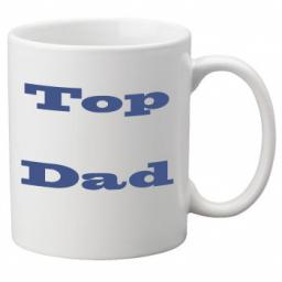 Top Dad 11oz Mug