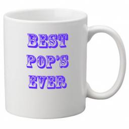 Best POP'S Ever 11oz Mug