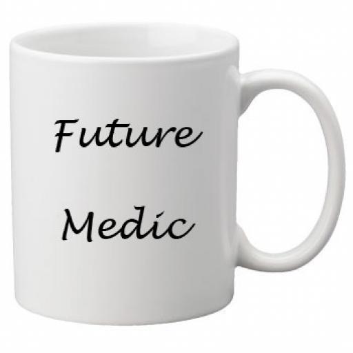 Future Medic 11oz Mug