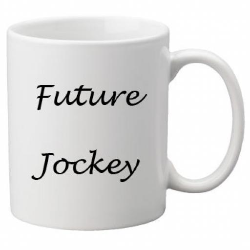 Future Jockey 11oz Mug