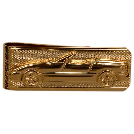 Money Clip BMW on barley design - Rhodium plate A Great High Quality Product