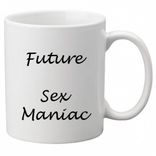 Future Sex Maniac 11oz Mug