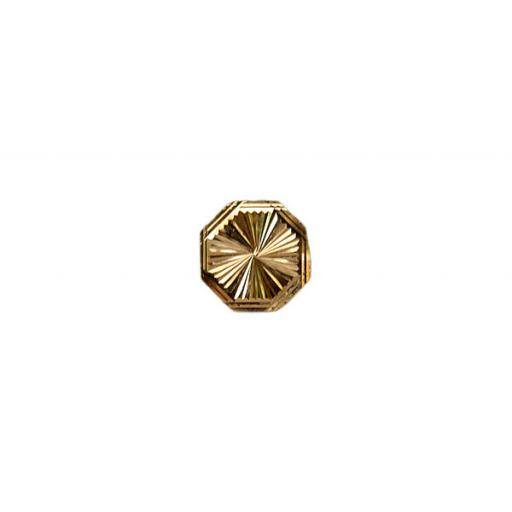 Starburst 9ct Gold Tie Tac All our cufflinks come presented in a gift box