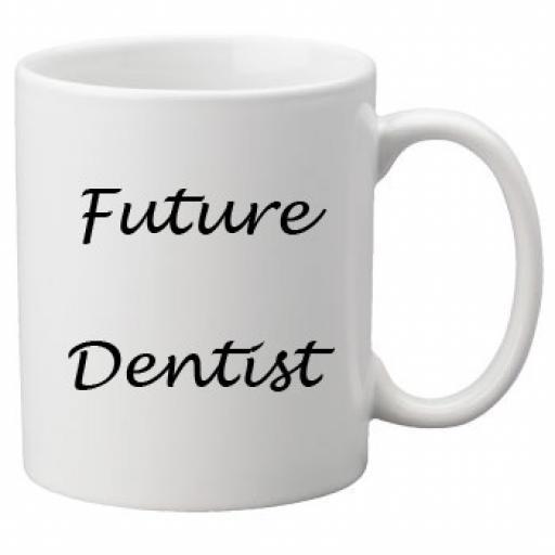 Future Dentist 11oz Mug