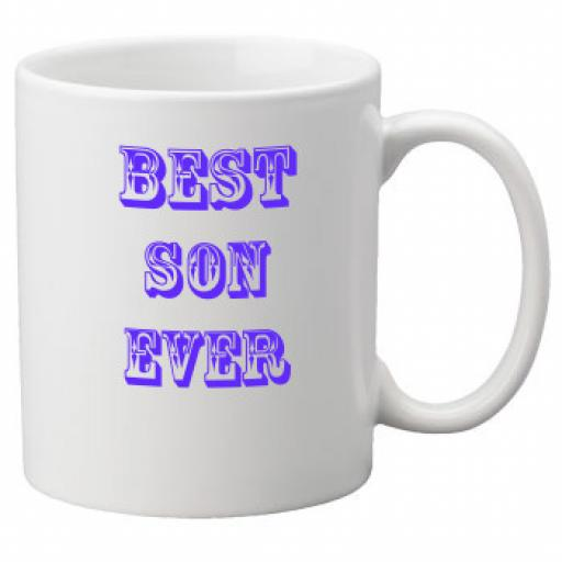 Best Son Ever 11oz Mug