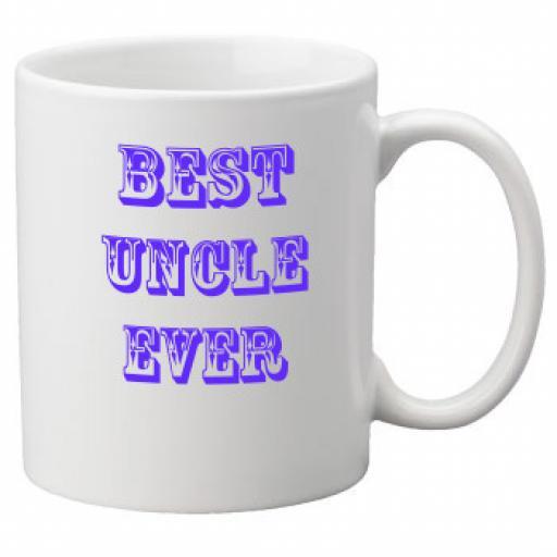 Best Uncle Ever 11oz Mug