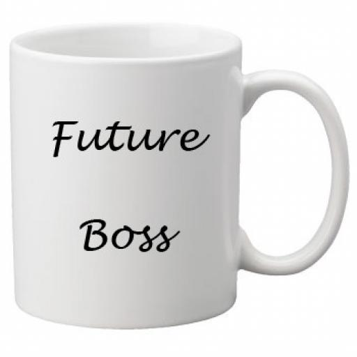 Future Boss 11oz Mug
