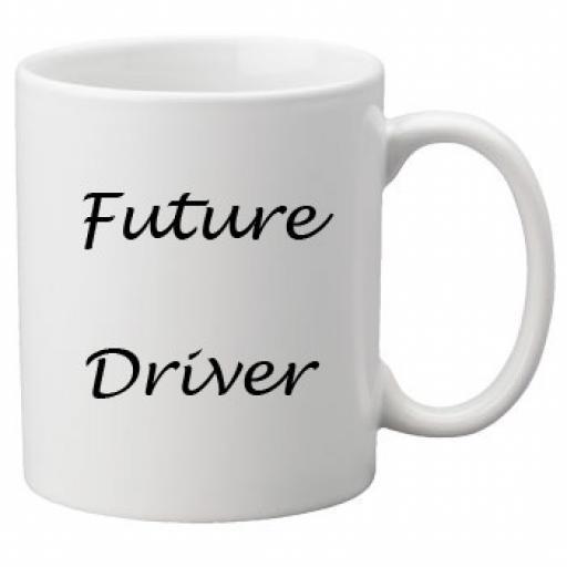 Future Driver 11oz Mug