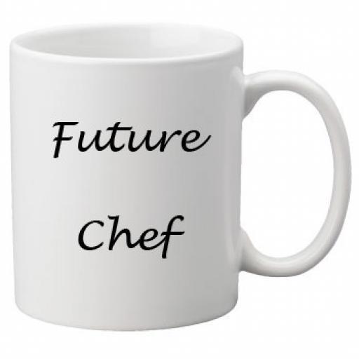 Future Chef 11oz Mug