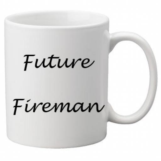 Future Fireman 11oz Mug