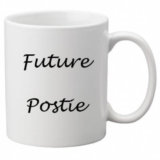 Future Postie 11oz Mug