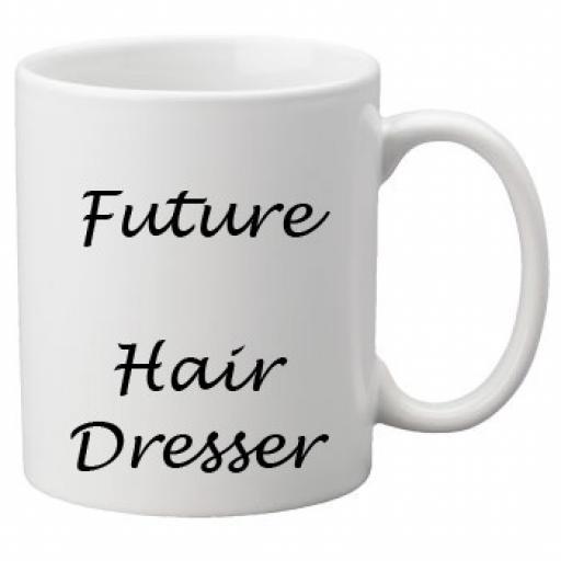 Future Hair Dresser 11oz Mug