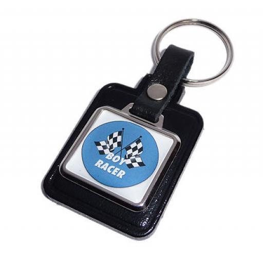 Boy Racer Key Ring