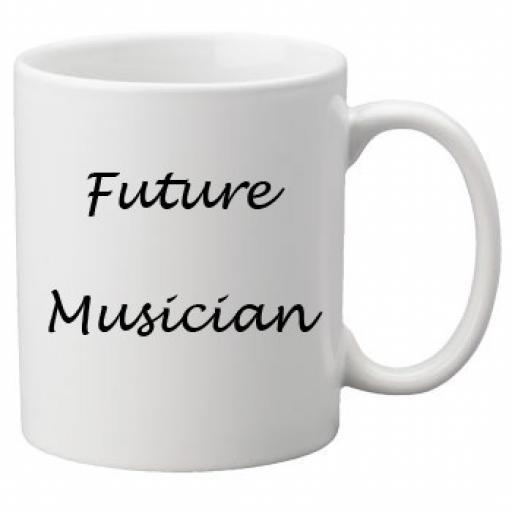 Future Musician 11oz Mug