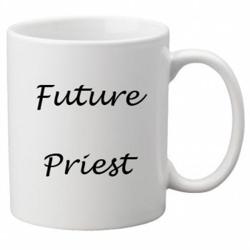 Future Priest 11oz Mug