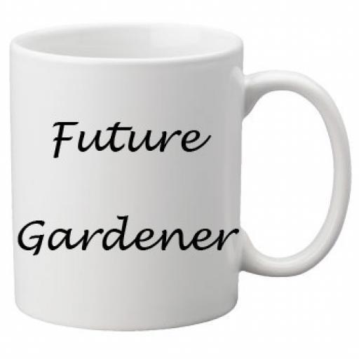 Future Gardener 11oz Mug