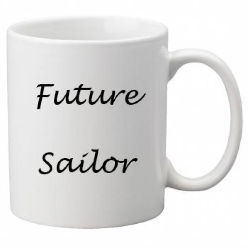 Future Sailor 11oz Mug