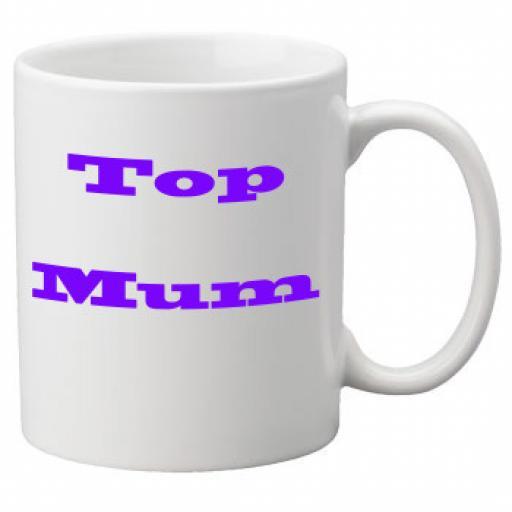 Top Mum 11oz Mug