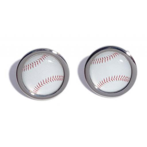 Base Ball cufflinks