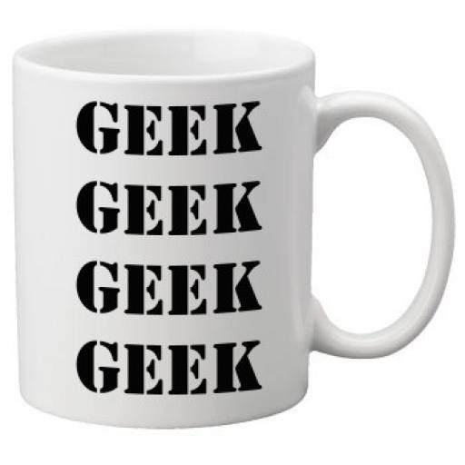 GEEK 11oz Mug