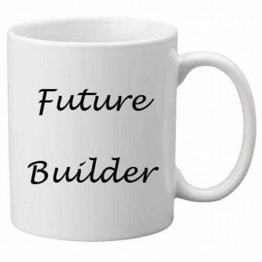 Future Builder 11oz Mug