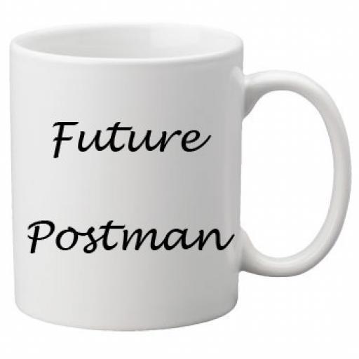 Future Postman 11oz Mug