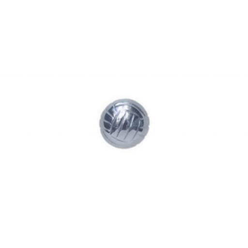 Football Tie Tac - Sterling Silver with metal fittings All our cufflinks come presented in a gift box