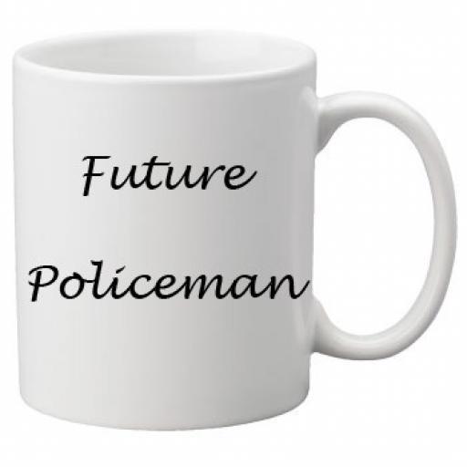 Future Policeman 11oz Mug