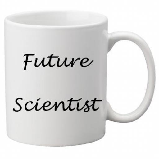 Future Scientist 11oz Mug
