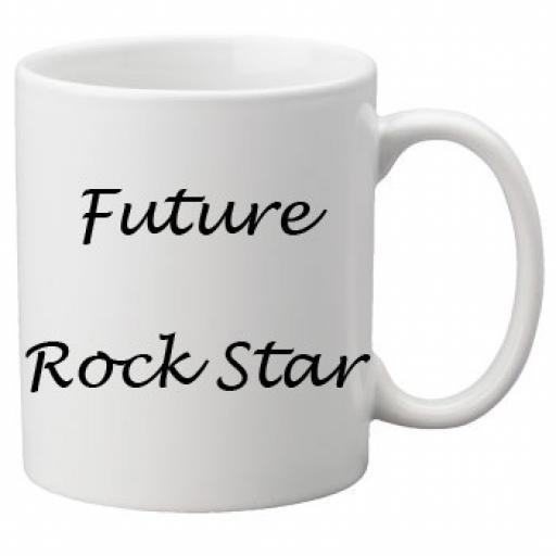 Future Rock Star 11oz Mug