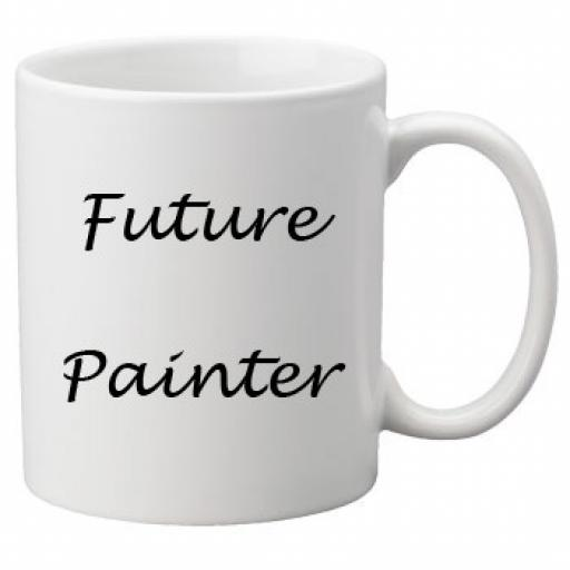 Future Painter 11oz Mug