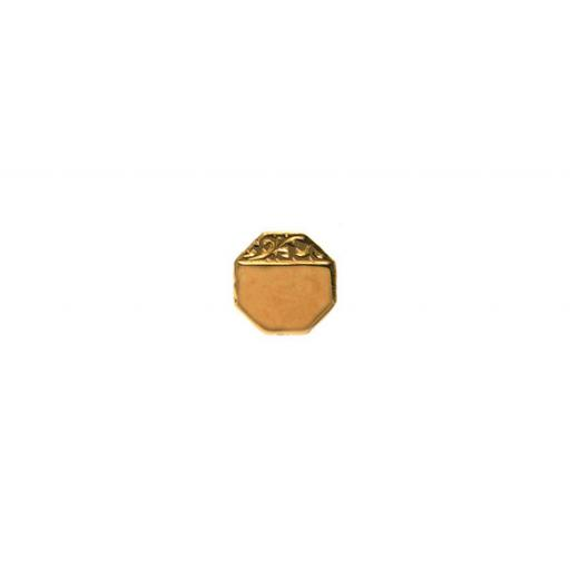 Engraved 9ct Gold Tie Tac All our cufflinks come presented in a gift box