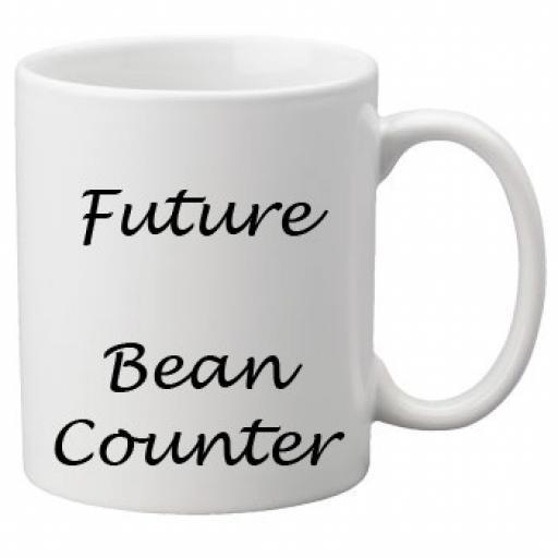 Future Bean Counter 11oz Mug