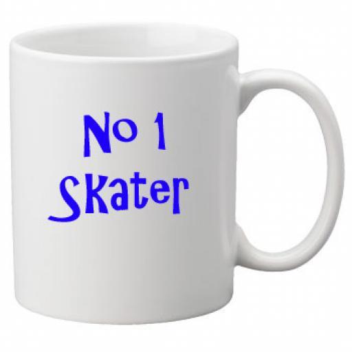 No 1 Skater, 11oz Ceramic Mug