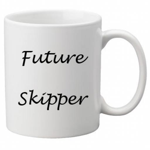 Future Skipper 11oz Mug