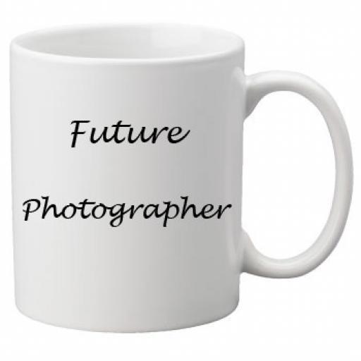 Future Photographer 11oz Mug