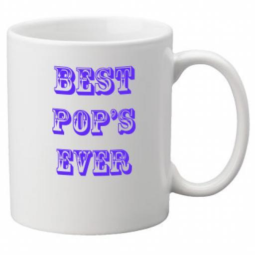 Best POP'S Ever 11oz Mug