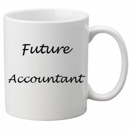 Future Accountant 11oz Mug