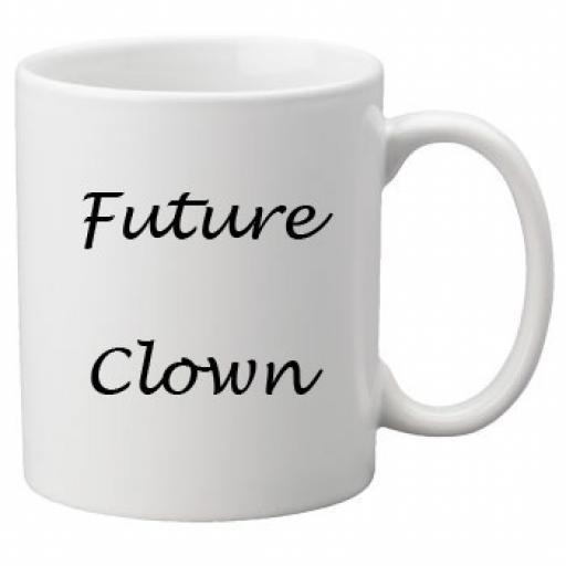 Future Clown 11oz Mug