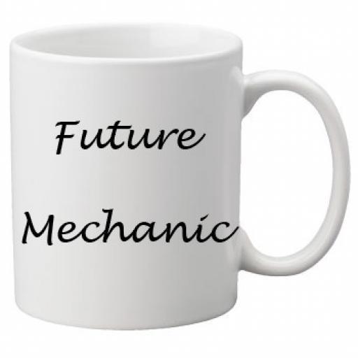Future Mechanic 11oz Mug