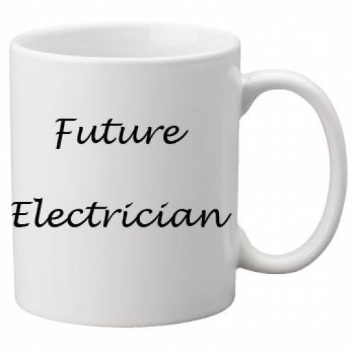 Future Electrician 11oz Mug