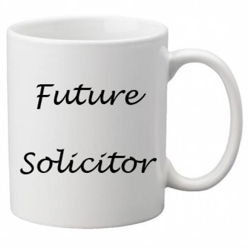 Future Solicitor 11oz Mug